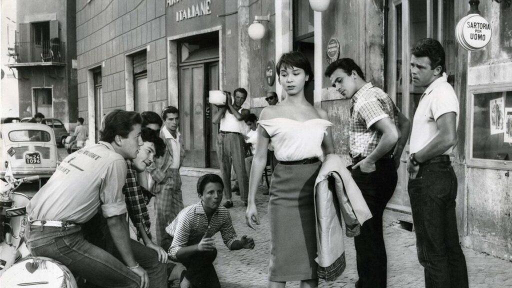 "Film ""Poveri ma belli"""