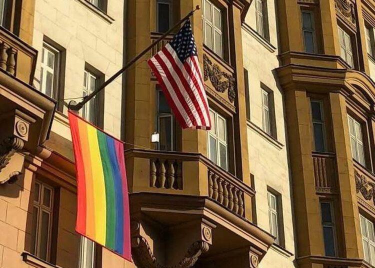 Министарство спољних послова Русије уложило протест страним дипломатама који учествују у LGBT пропаганди