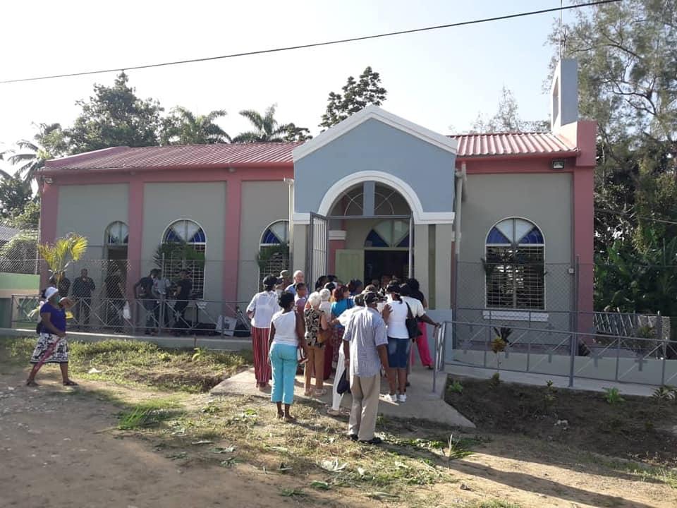 Nuova chiesa cattolica inaugurata a Cuba