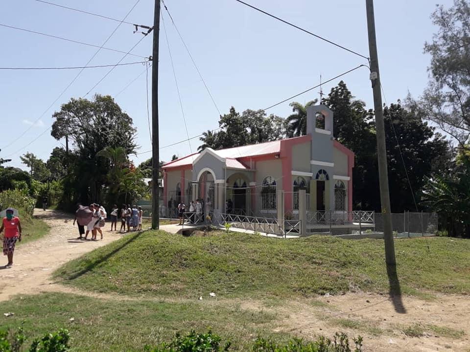 La prima chiesa a Cuba dopo 60 anni di comunismo